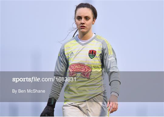 DLR Waves v Cork City Women's - Só Hotels Women's National League