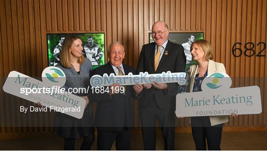 GAA's 5 Charities 2019 Announcement