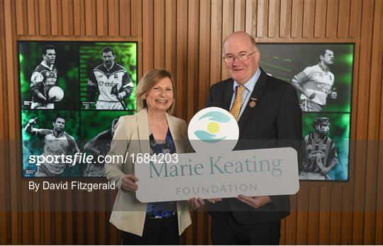 GAA's 5 Charities 2019 Announcement