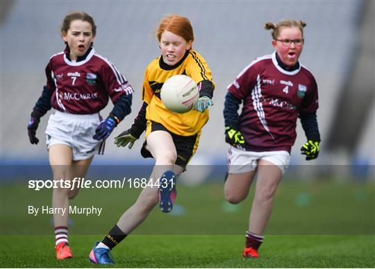 LGFA U10 Go Games Activity Day