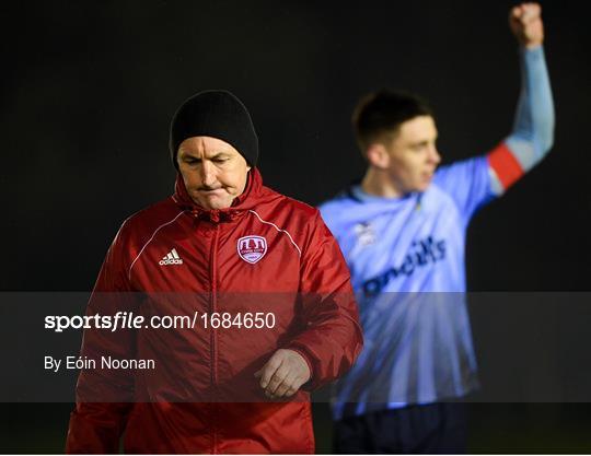 UCD v Cork City - SSE Airtricity League Premier Division