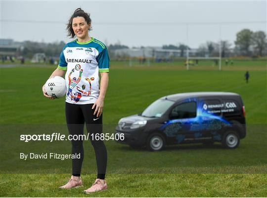 Waterford Launch of the Renault GAA World Games 2019