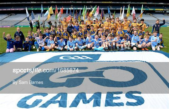 GAA National Go Games Week Launch