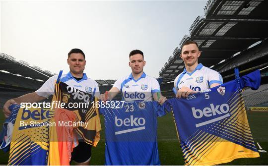 Launch of the 2019 Leinster GAA Beko Bua Awards