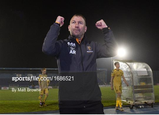 Waterford v Cork City - SSE Airtricity League Premier Division