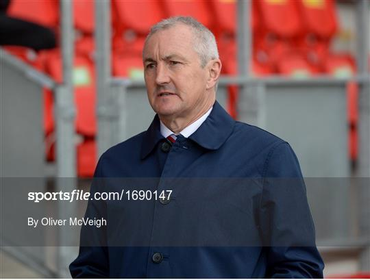 Derry City v Cork City - SSE Airtricity League Premier Division