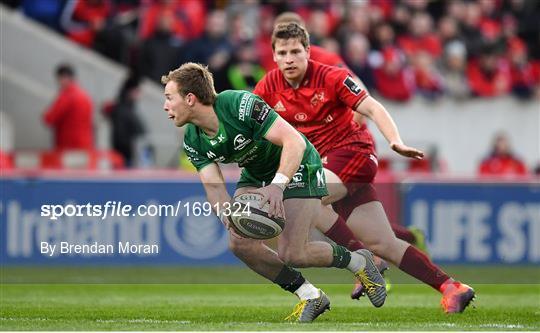 Munster v Connacht - Guinness PRO14 Round 21