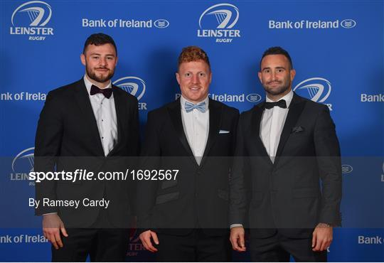 Leinster Rugby Awards Ball 2019