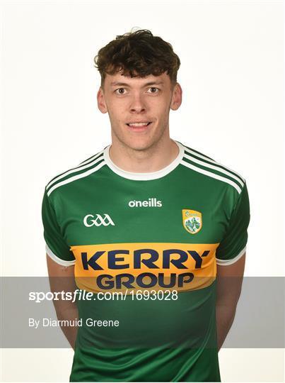 Kerry Football Squad Portraits 2019