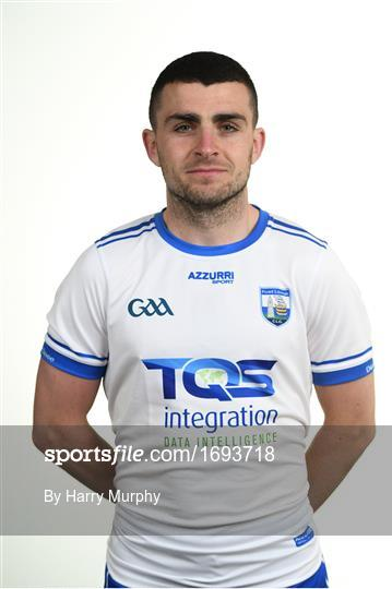Waterford Hurling Squad Portraits 2019