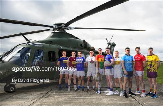2019 Leinster GAA Senior Championships Launch