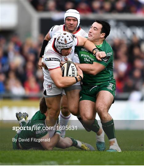 Ulster v Connacht - Guinness PRO14 Quarter-Final
