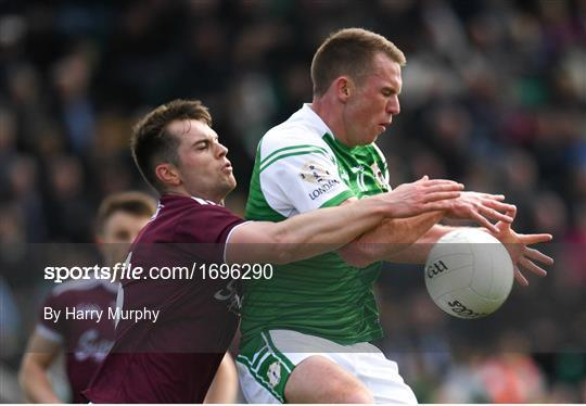 London v Galway - Connacht GAA Football Senior Championship Quarter-Final