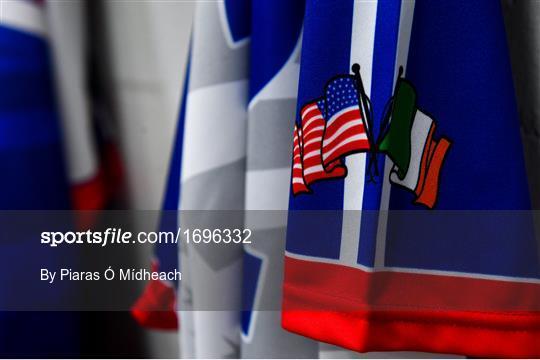 New York v Mayo - Connacht GAA Football Senior Championship Quarter-Final