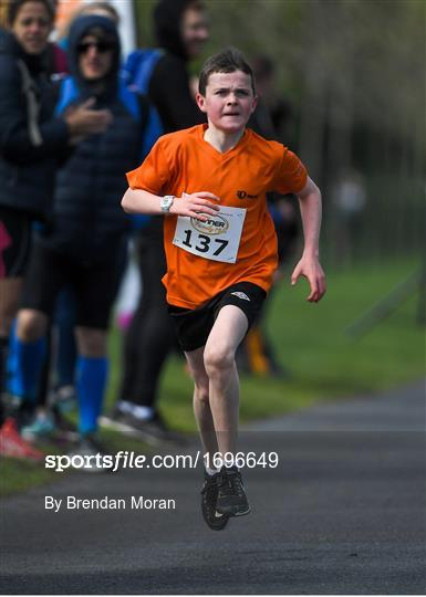 The Irish Runner 5k in conjunction with the AAI     - Sportsfile