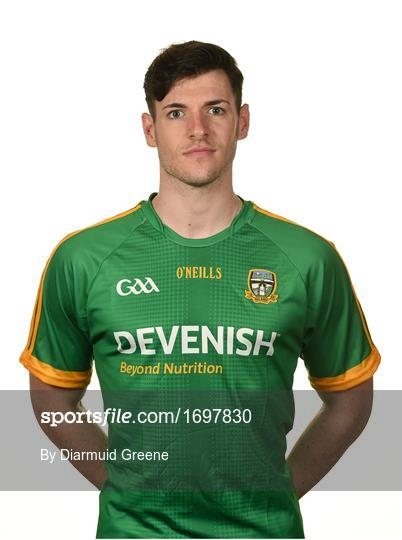 Meath Football Squad Portraits 2019