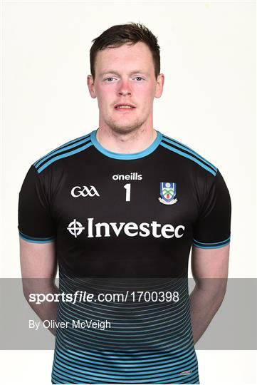 Monaghan Football Squad Portraits 2019