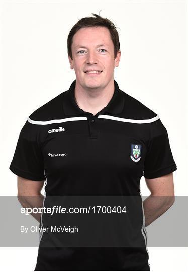 Monaghan Football Squad Portraits 2019