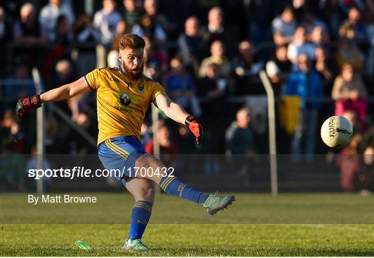 Wicklow v Kildare - Leinster GAA Football Senior Championship Round 1