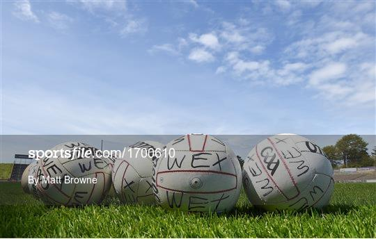 Wexford v Louth - Leinster GAA Football Senior Championship Round 1