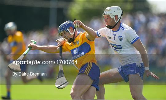 Waterford v Clare - Munster GAA Hurling Senior Championship Round 1