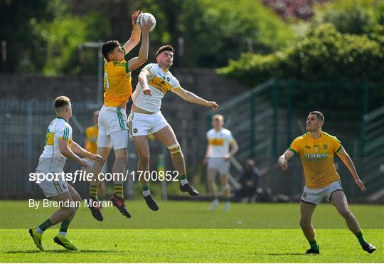 Meath v Offaly - Leinster GAA Football Senior Championship Round 1