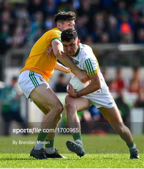 Meath v Offaly - Leinster GAA Football Senior Championship Round 1