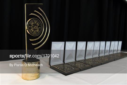 GAA MacNamee Awards