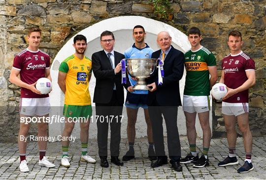 AIB GAA All-Ireland Senior Football Championship Launch 2019