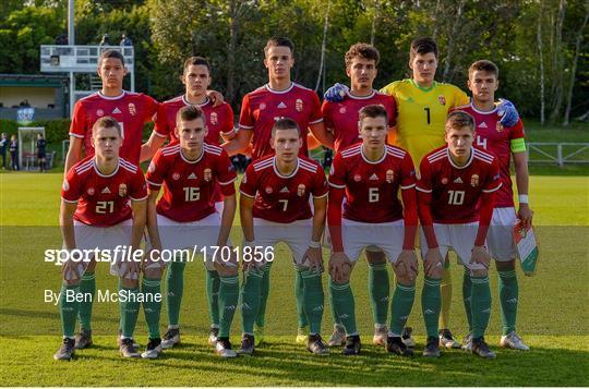 Hungary v Spain - 2019 UEFA European Under-17 Championships Quarter-Final