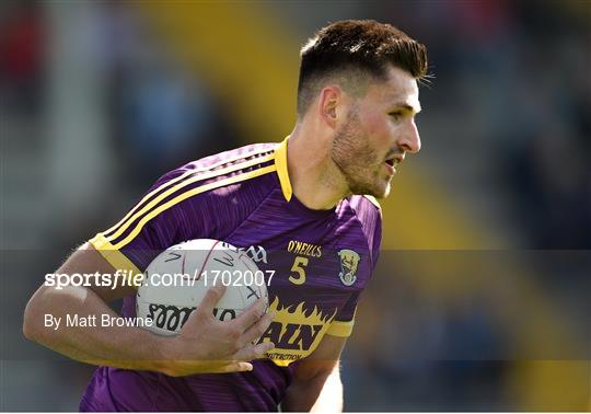 Wexford v Louth - Leinster GAA Football Senior Championship Round 1