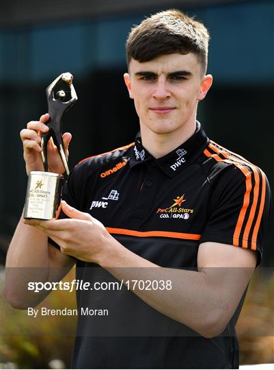 PwC GAA/GPA Player of the Month Awards for April