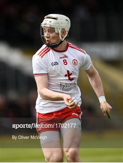 Tyrone v Mayo - Nicky Rackard Cup Group 2 Round 1