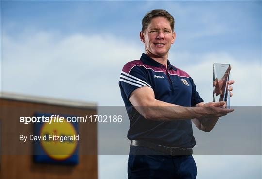 Lidl / Irish Daily Star Manager of the Month award for April