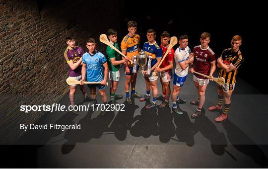 2019 Bord Gáis Energy GAA U-20 Hurling Championship Launch