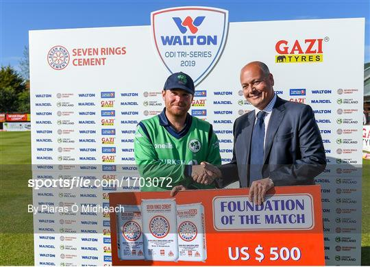 Ireland v Bangladesh - One-Day International (Men's Tri-Series)