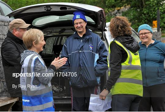 Clonbur Woods parkrun in partnership with Vhi