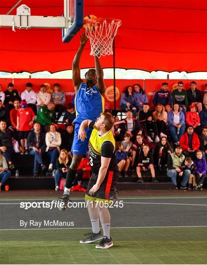 Hula Hoops 3x3 National League Basketball Championships