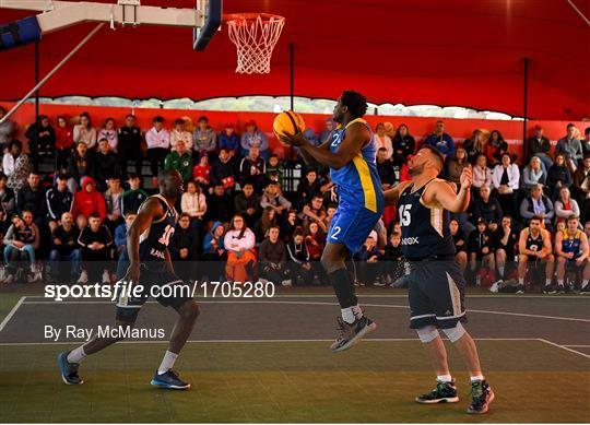 Hula Hoops 3x3 National League Basketball Championships