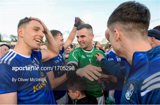 Cavan v Monaghan - Ulster GAA Football Senior Championship quarter-final
