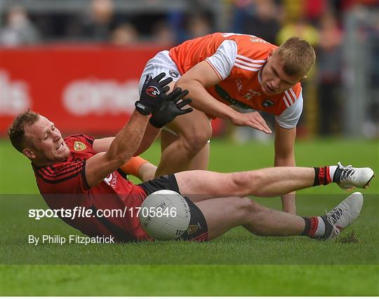 Down v Armagh - Ulster GAA Football Senior Championship quarter-final