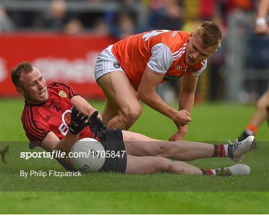 Down v Armagh - Ulster GAA Football Senior Championship quarter-final