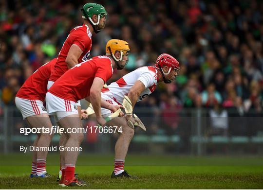 Limerick v Cork - Munster GAA Hurling Senior Championship Round 2