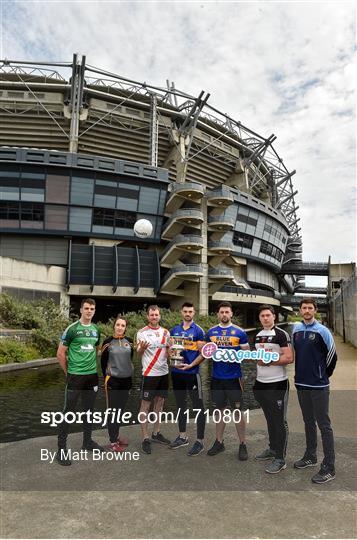 Comórtas Peile na Gaeltachta 2019