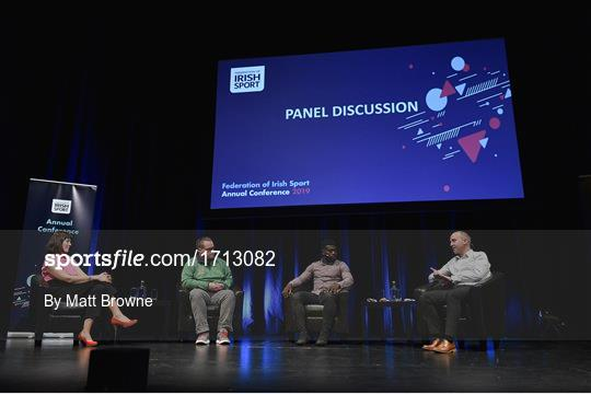 Federation of Irish Sport Annual Conference 2019
