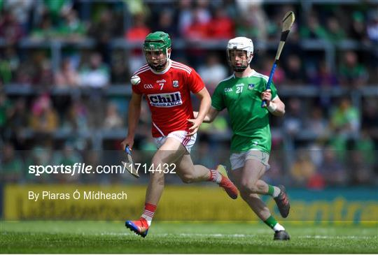 Limerick v Cork  - Electric Ireland Munster Minor Hurling Championship