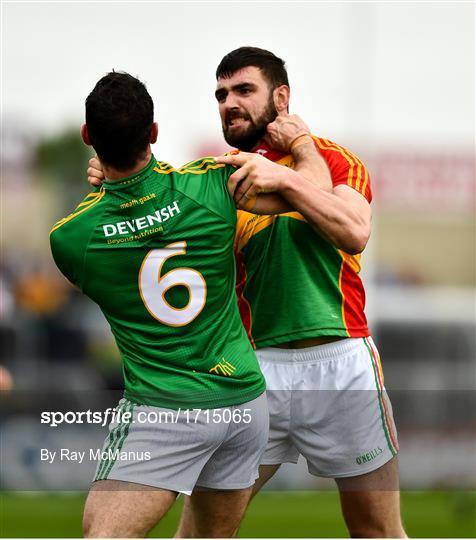 Carlow v Meath - Leinster GAA Football Senior Championship Quarter-Final