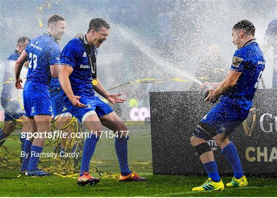 Leinster v Glasgow Warriors - Guinness PRO14 Final
