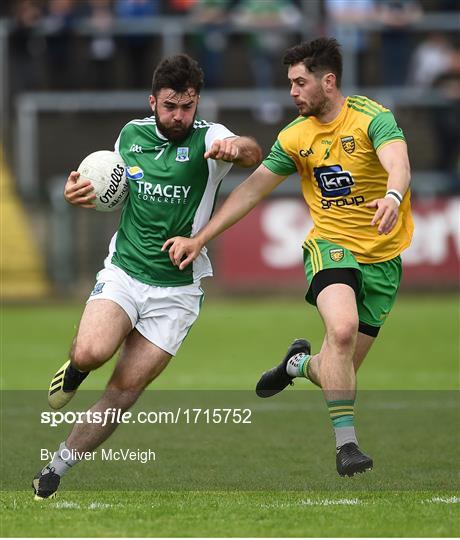 Fermanagh v Donegal - Ulster GAA Football Senior Championship Quarter-Final