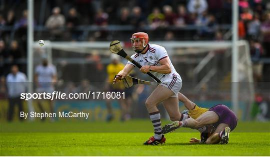 Galway v Wexford - Leinster GAA Hurling Senior Championship Round 3A